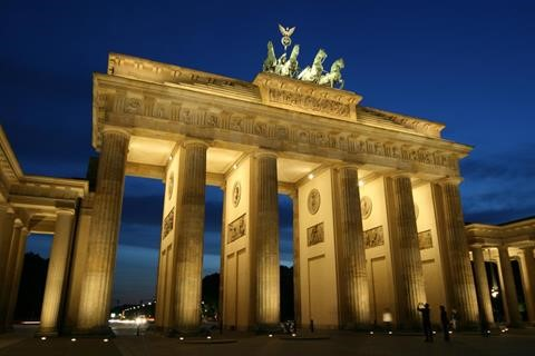(Berlin) Brandenburg Gate