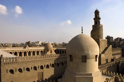 (Cairo) Mosque of Ibn Tulun