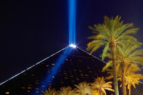 (Las Vegas) Luxor Hotel and Casino