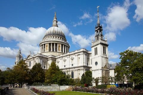 (London) St Paul's Cathedral