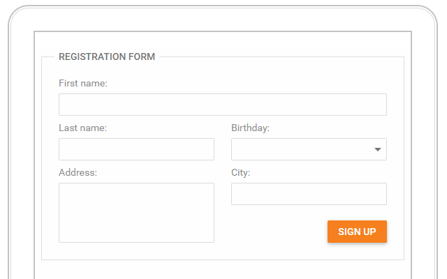Form Layout Extension - Adaptive Grid Layout